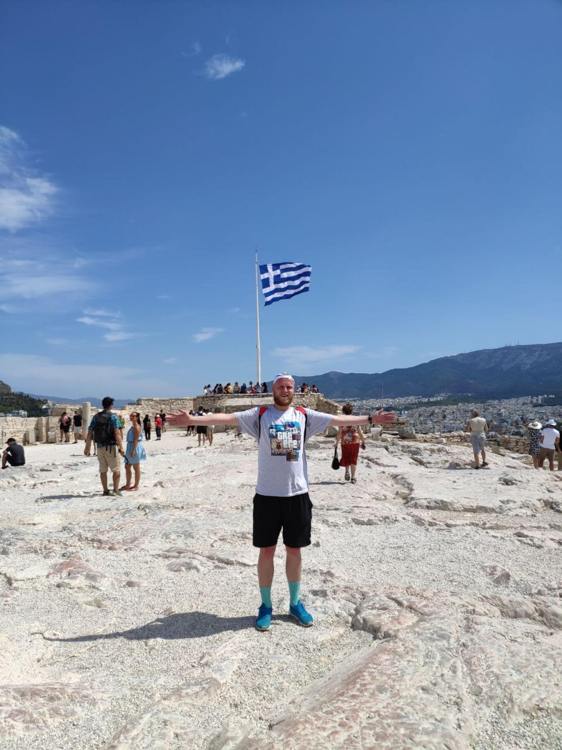 Август 19-го вГреции