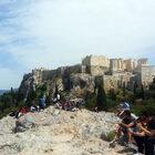 Последние часы вГреции. Афины.