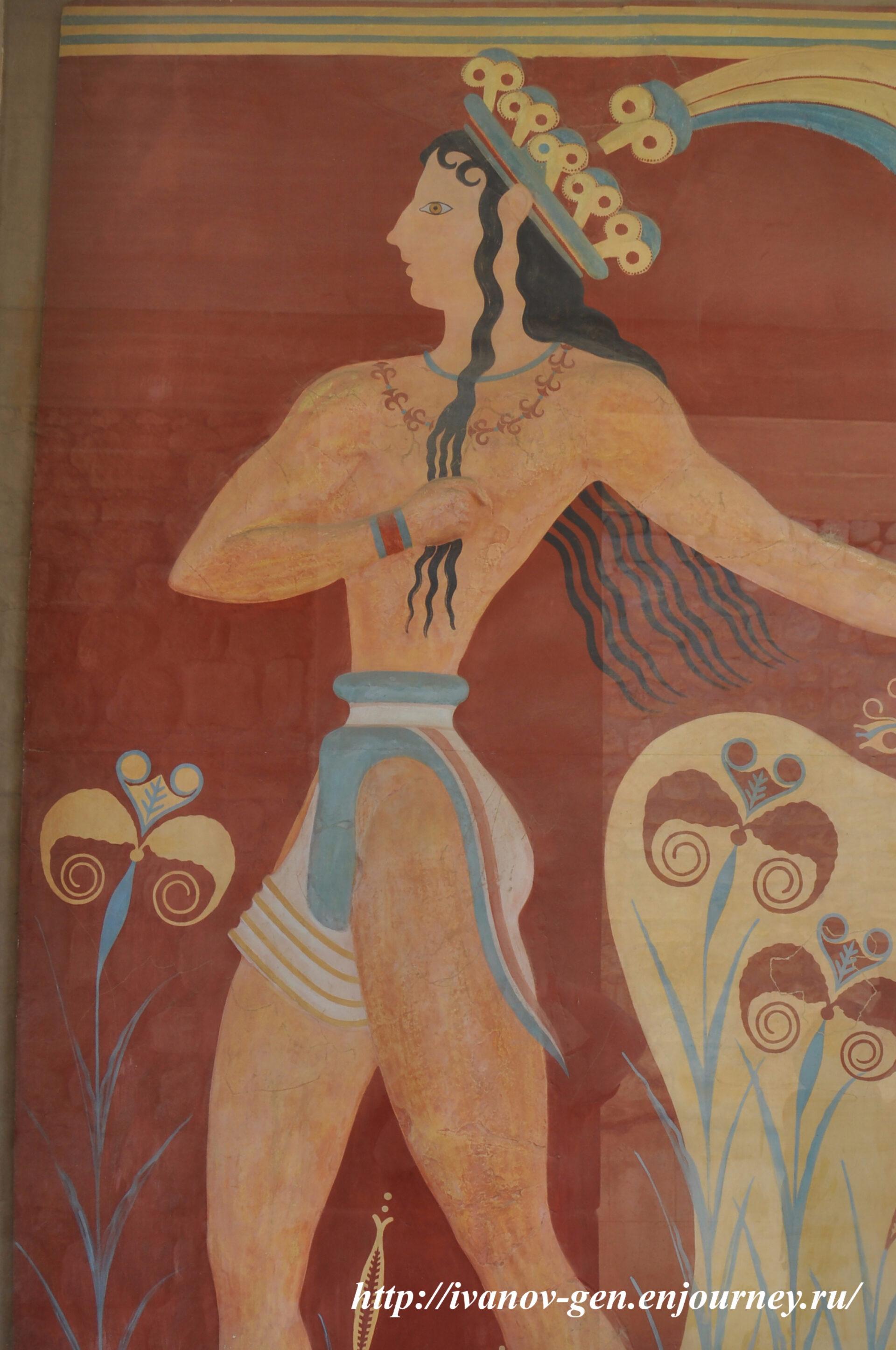 Крит-2019 часть 3 Археология