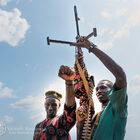 Племена Нуэр (Южный Судан)