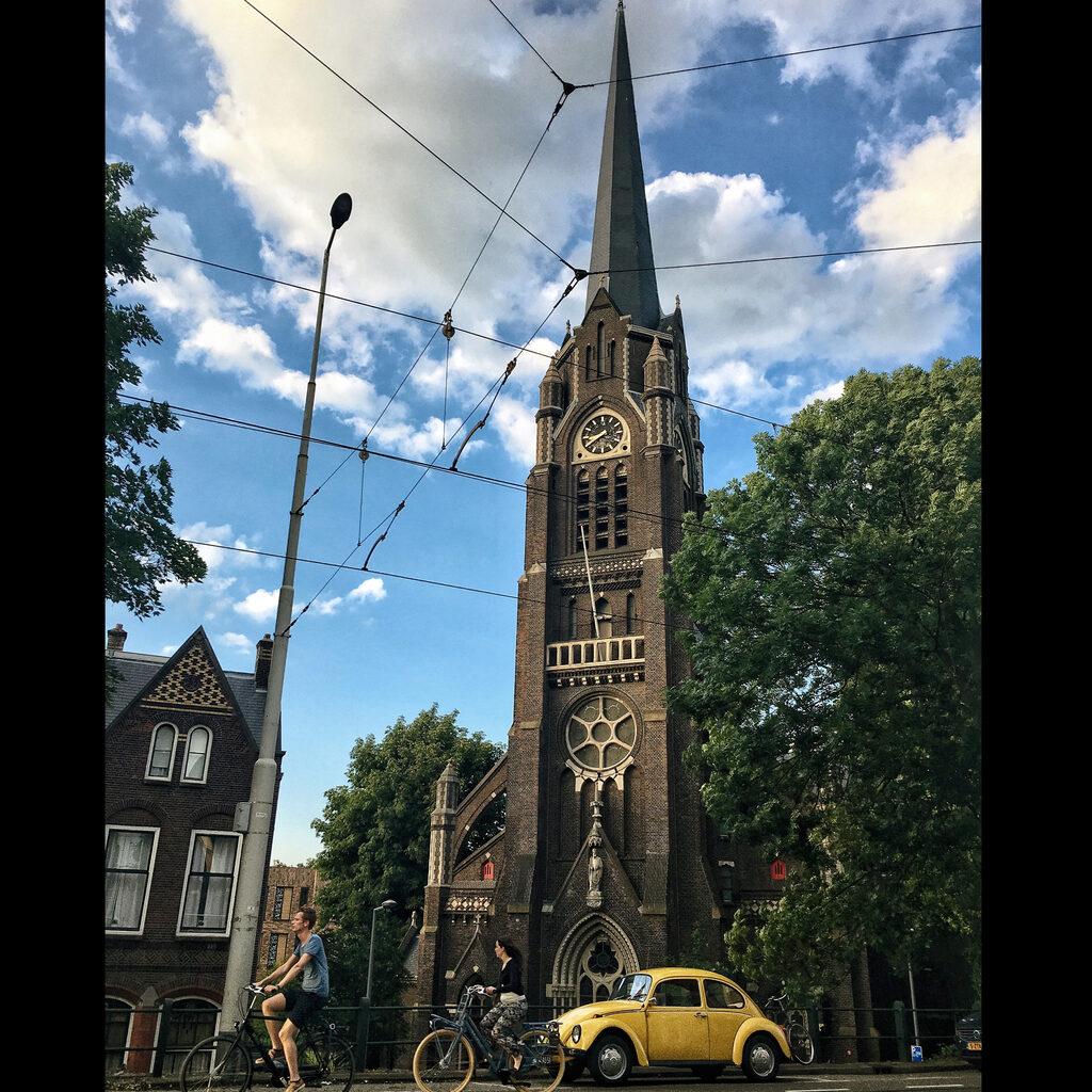 Немного летнего Роттердама