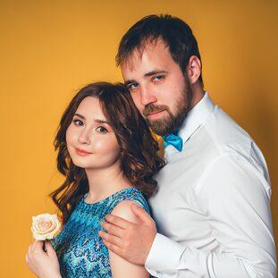 Кейт и Лео Воробьевы
