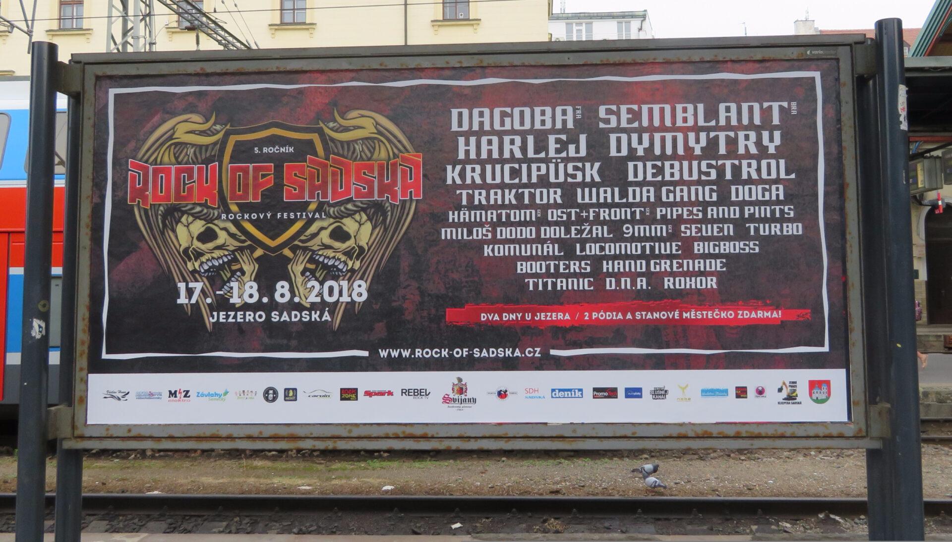 Прага. Long Live Rock'n Roll