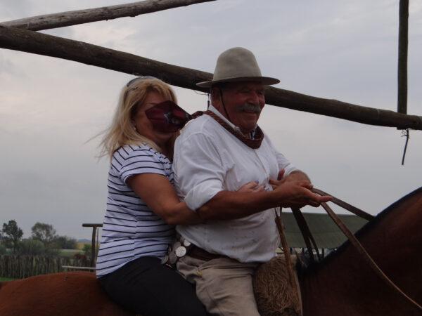 Аргентинское ранчо