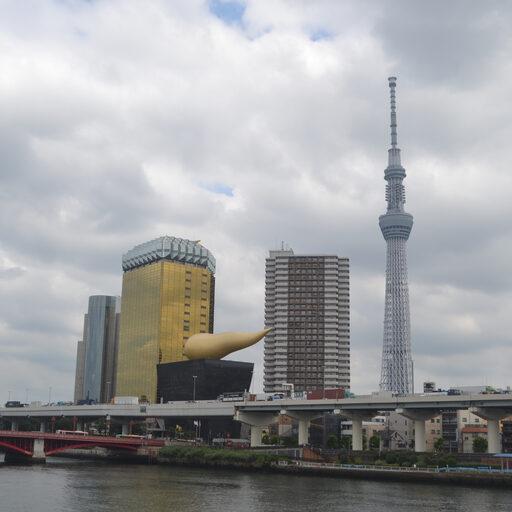 В Токио не только небоскребы (2): Скай-три и набережная