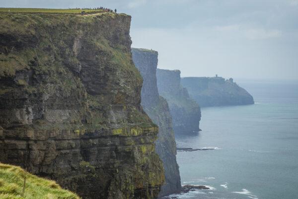 Вокруг острова Ирландия / Around the island ofIreland