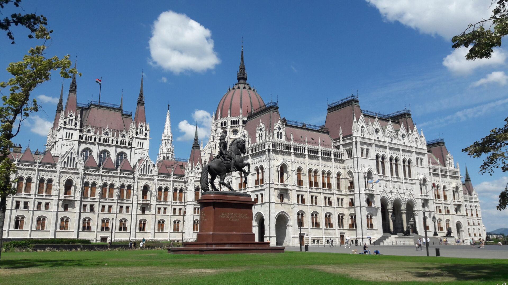 Прекрасный Будапешт.