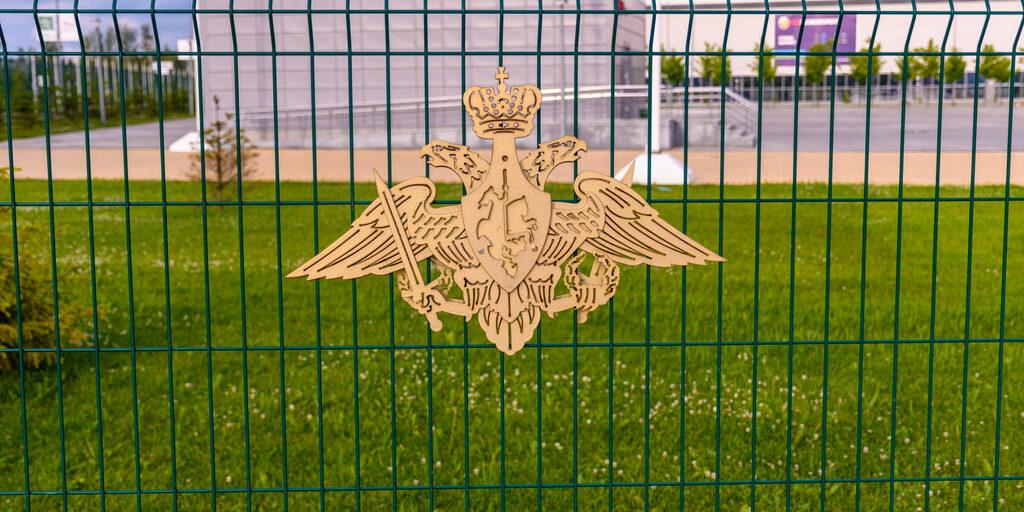 Парк Патриот и главный храм <nobr>В С России</nobr>