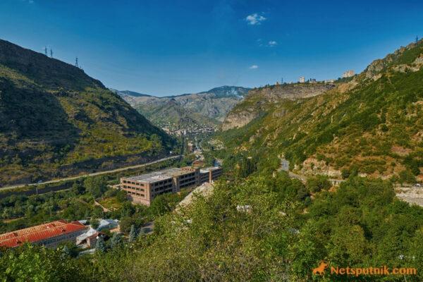 Монастырь Санаин (Армения)