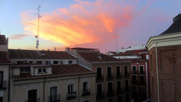 Мадрид. Испания.