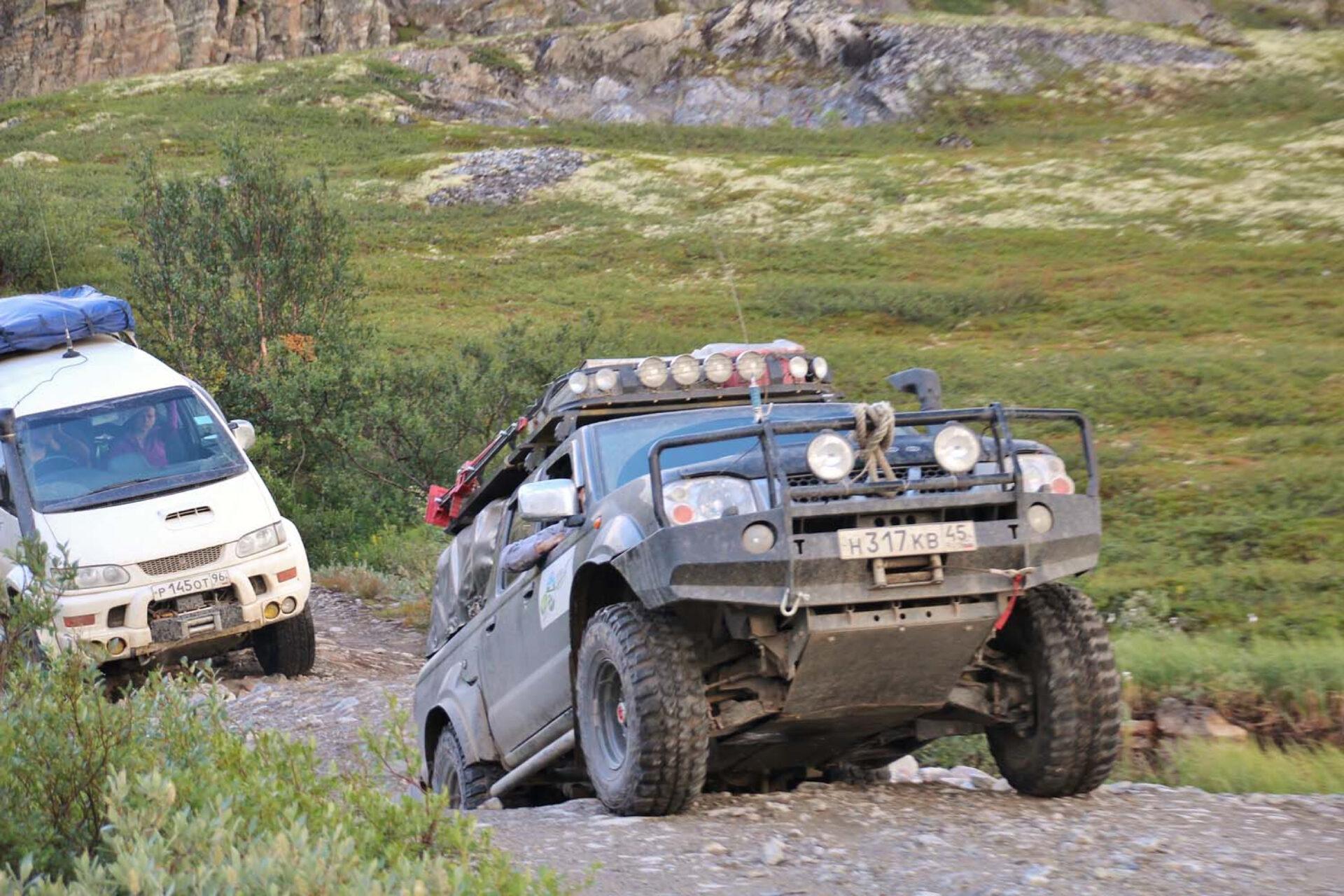 Вперед, ксуровым северным красотам! (Часть 7) Печенга, Мурманск