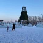 Прогулка зимним солнечным днём поострову Татышев