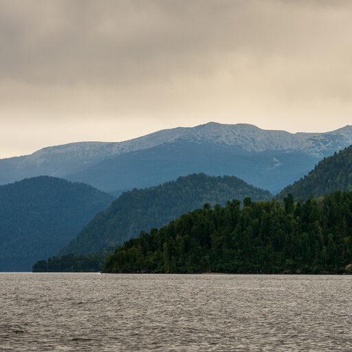 Алтай. Телецкое озеро.