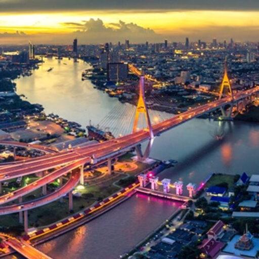 Немного Бангкока в ленту !