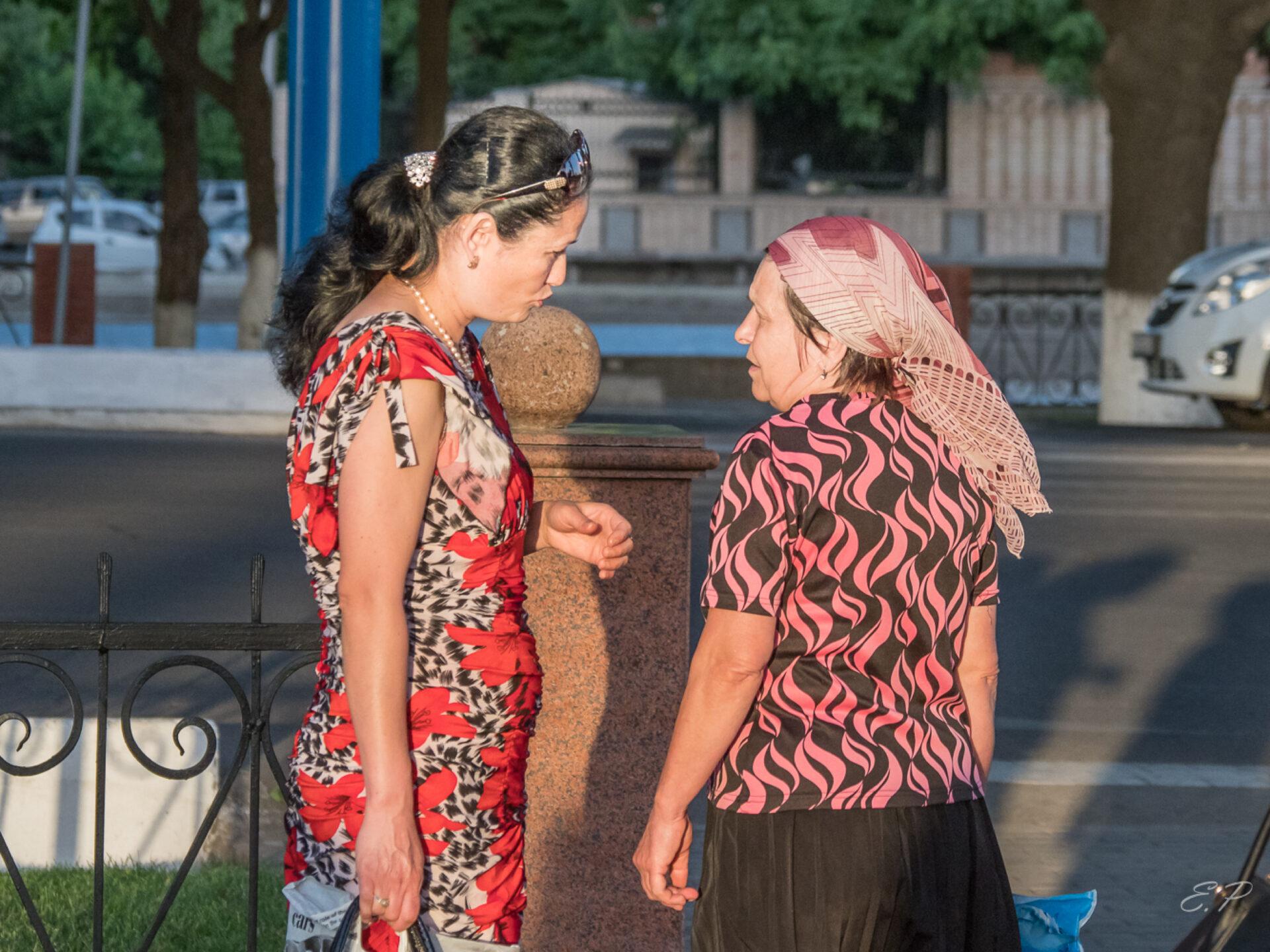 Урал-Памир 2017 (Часть 2) Узбекистан