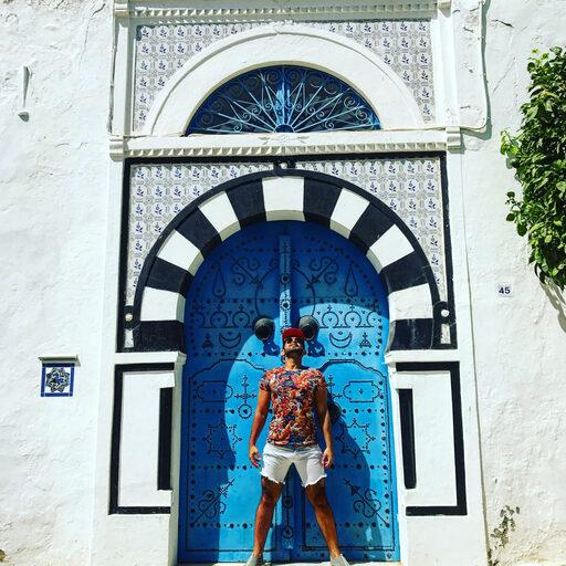 Двери — символ Туниса!