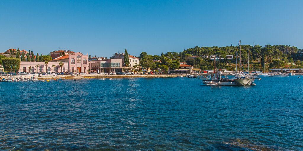 Большое путешествие в Хорватию в августе 2019 г. Часть2 Ровинь