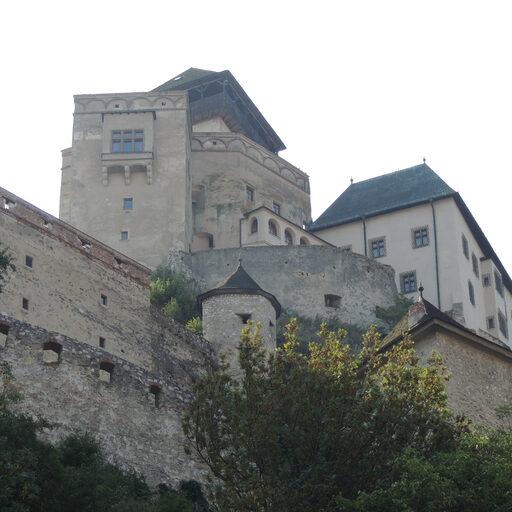 Чехия-Словакия 2018. Часть 15: Тренчин