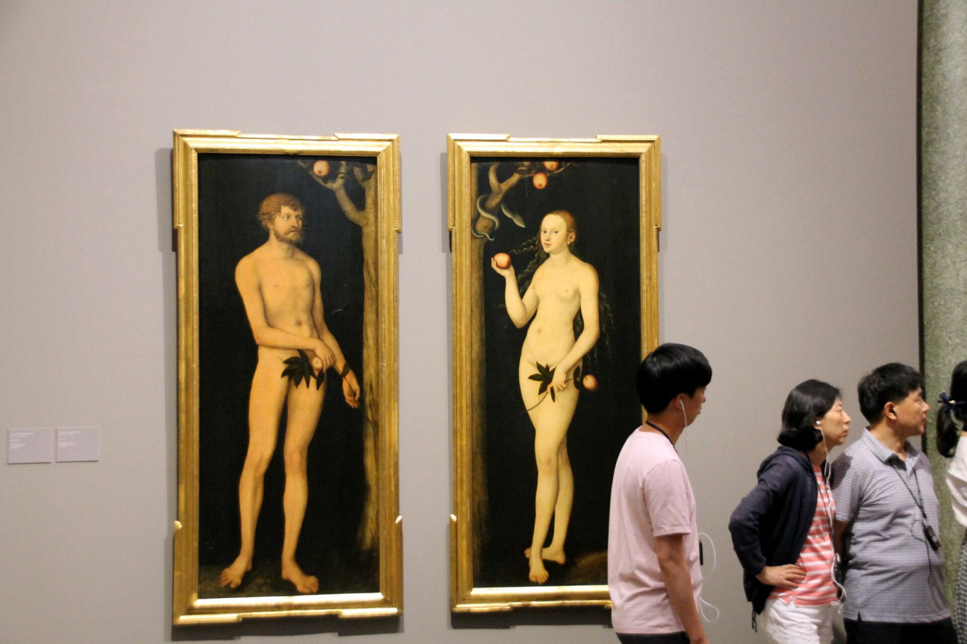 Дрезденская картинная галерея старых мастеров
