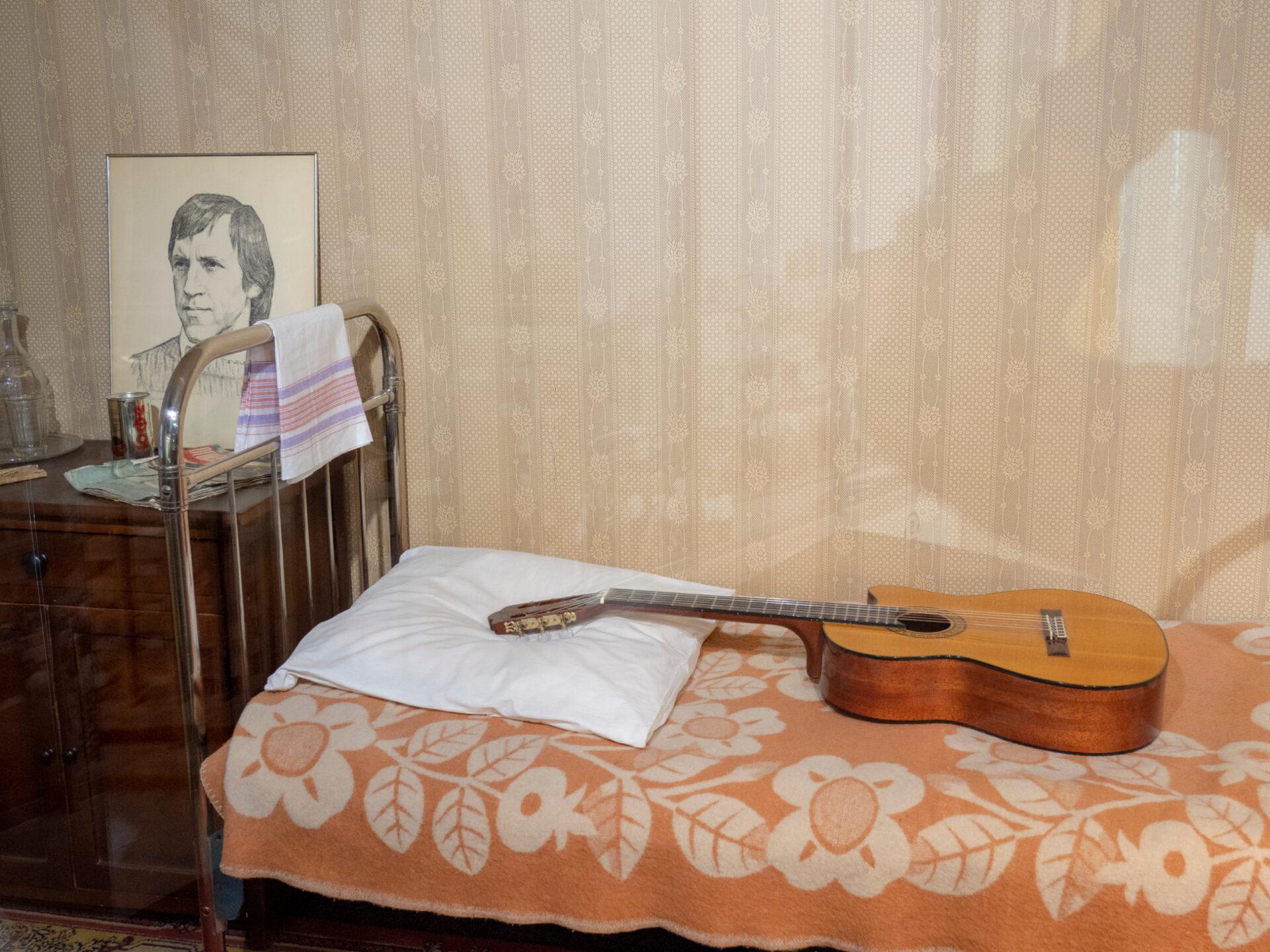 Музей Владимира Высоцкого внебоскребе