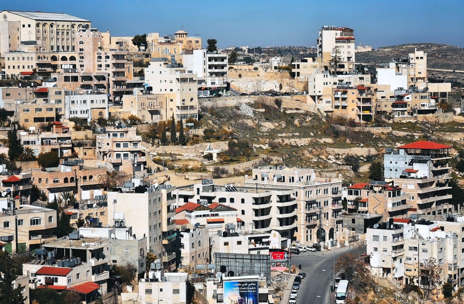 Вифлеем, Палестина
