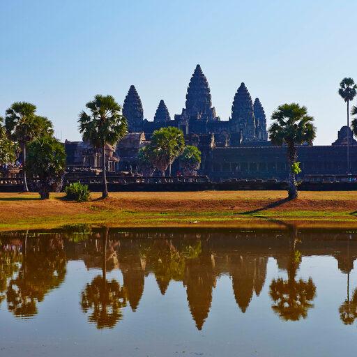 Камбоджа. Ангкор Ват.