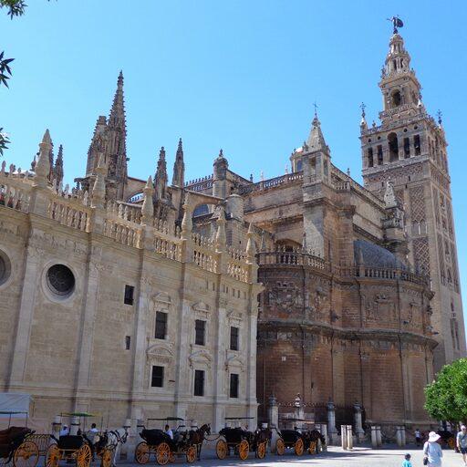Часть 2: Кафедральный собор и его Хиральда — Мусульманская святыня, ставшая оплотом христианства