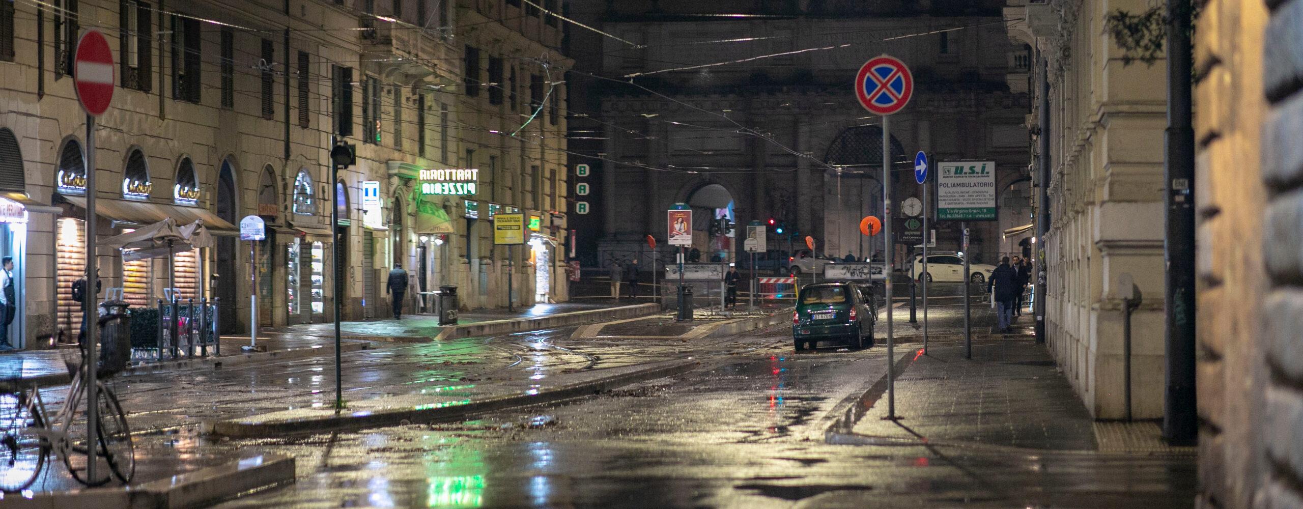 Дождливый вечер вРиме ч.7