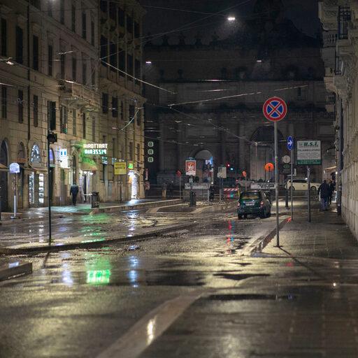 Дождливый вечер в Риме ч.7