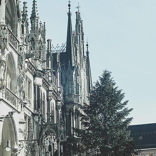 Мюнхен. Городские сюжеты