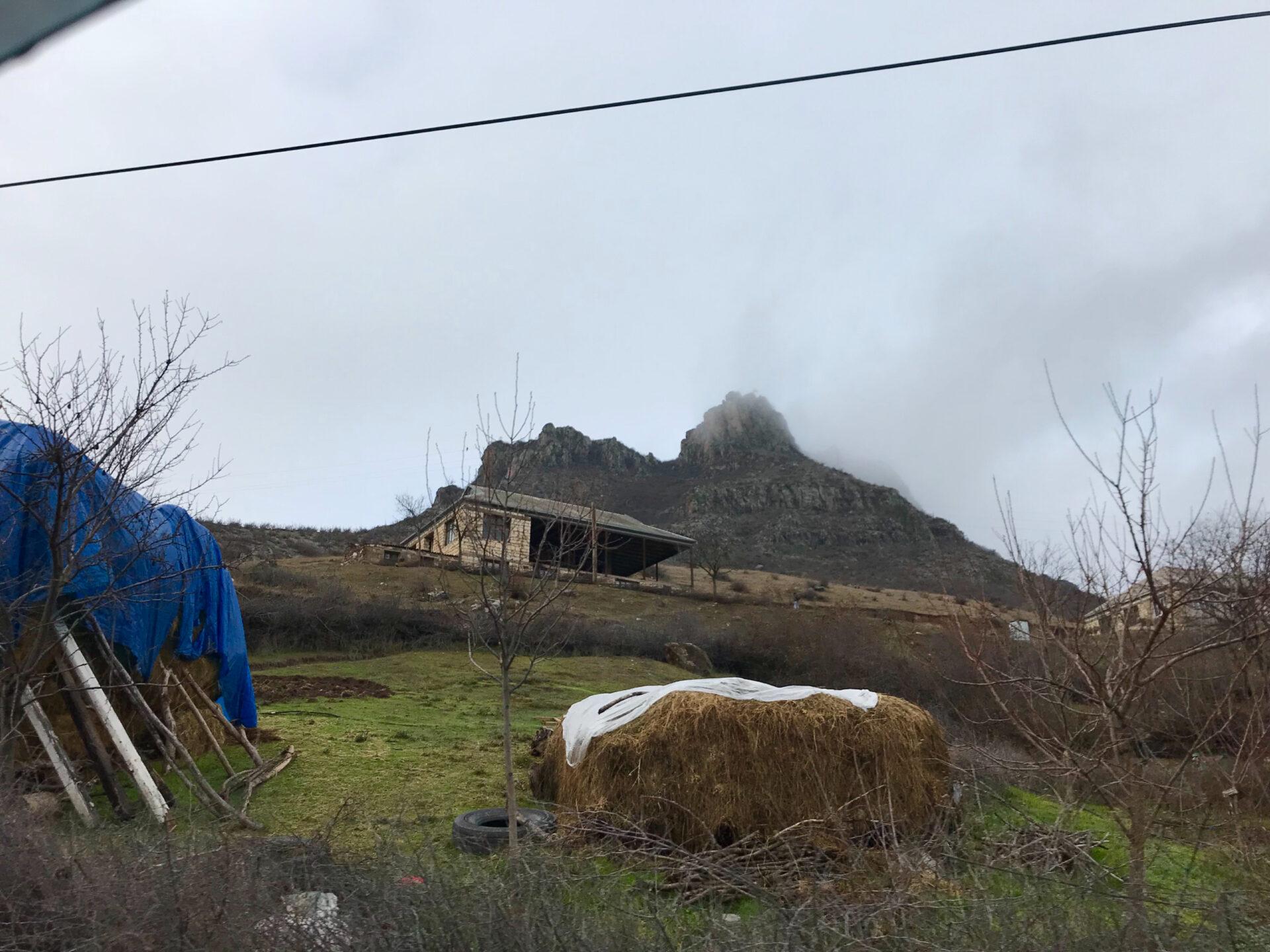 Азербайджанская глубинка.